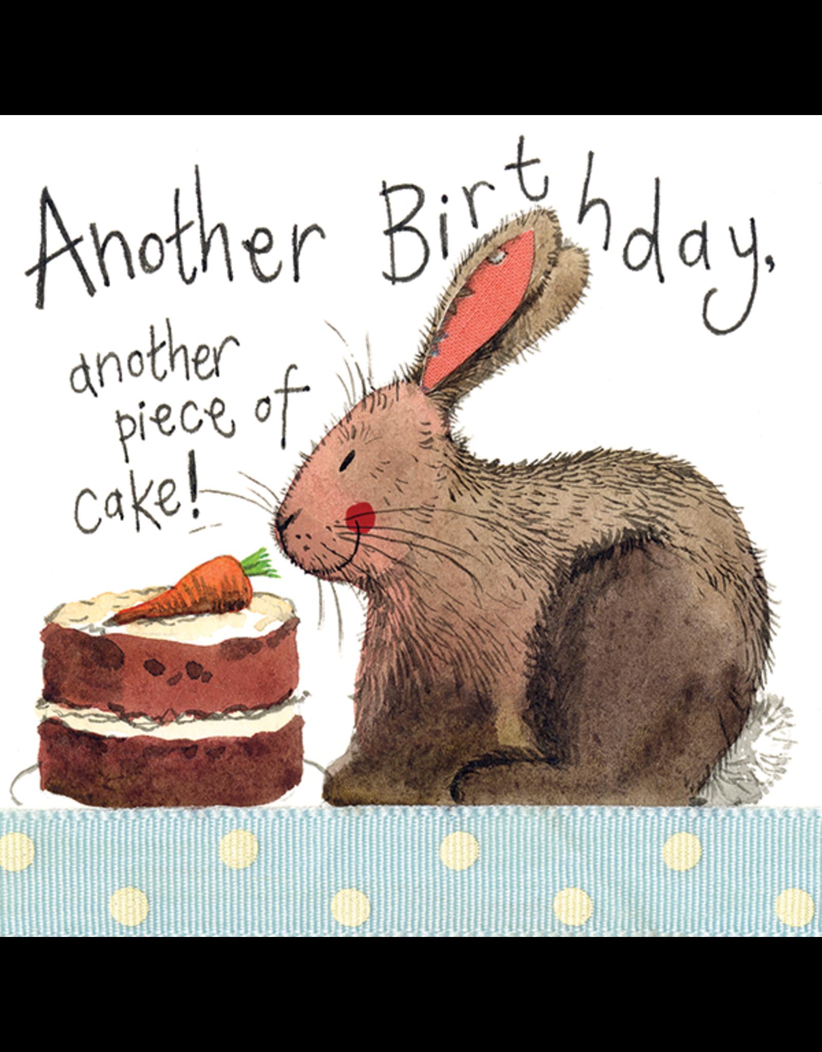 Alex Clark Art Cake Birthday Card