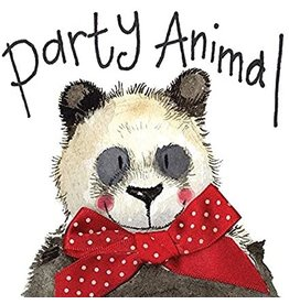 Alex Clark Art Party Animal Card