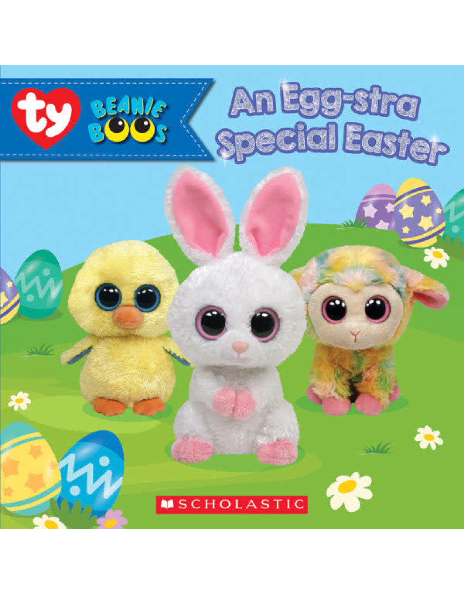 Scholastic Beanie Boos: An Egg-Stra Special Easter