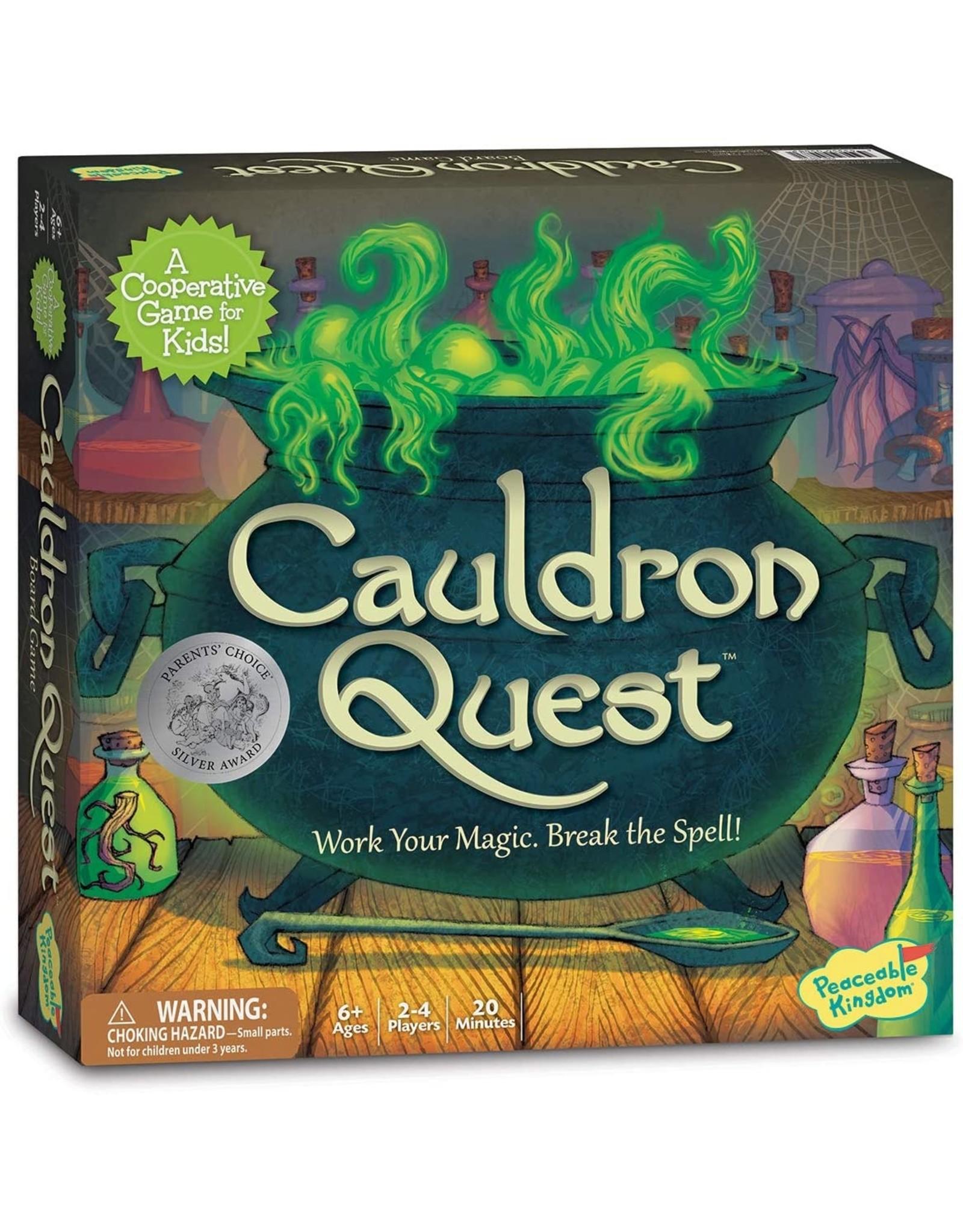 Peaceable Kingdom Cauldron Quest