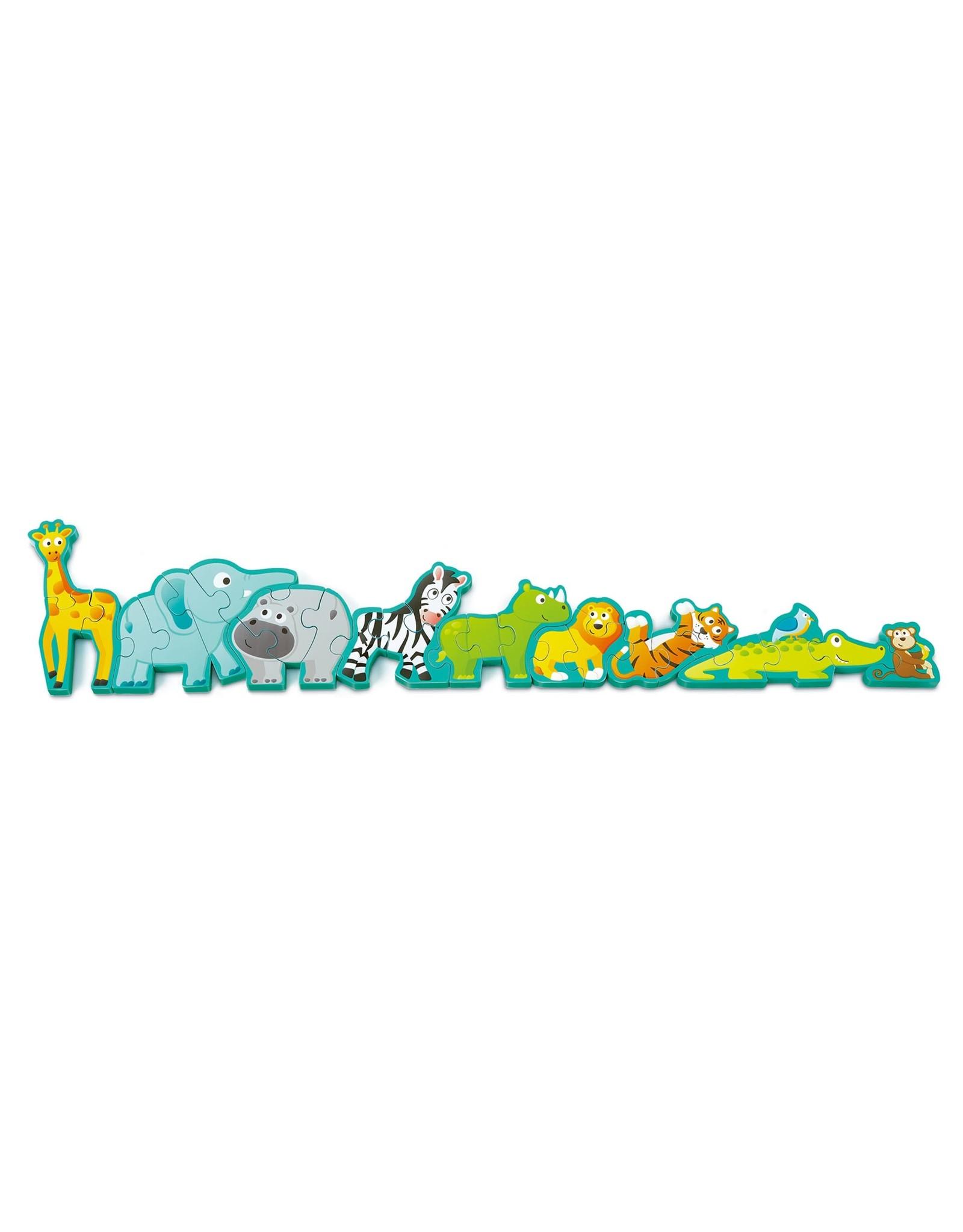 Hape Hape Alphabet & Animal Parade