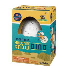 Toysmith Ginormous Hatch Grow Dino