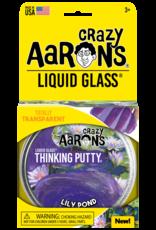 "Crazy Aaron's Crazy Aaron's 4"" Tin Liquid Glass - Lily Pond"