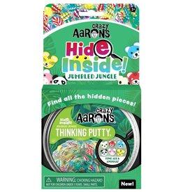 "Crazy Aaron's Crazy Aaron's 4"" Tin Hide Inside - Jumbled Jungle"