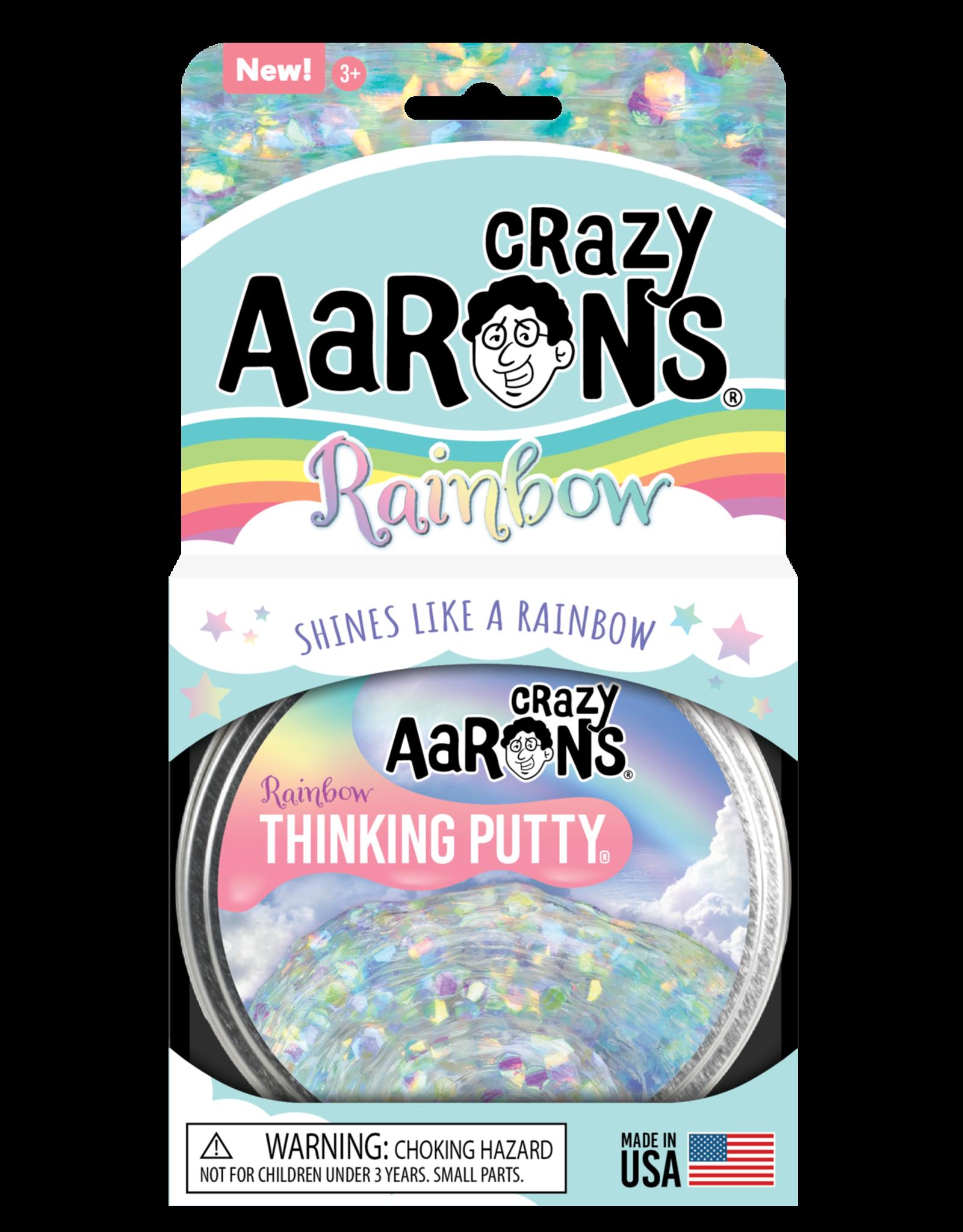 """Crazy Aaron's Crazy Aaron's 4"""" Tin Trendsetter - Rainbow"""