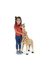 Melissa & Doug Melissa & Doug: Standing Baby Giraffe Plush