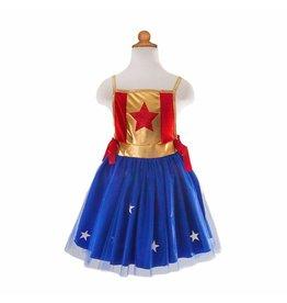Great Pretenders Superhero Tunic, Size 4/6