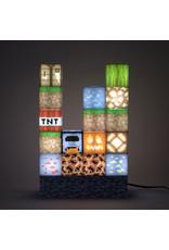 Paladone Minecraft Block Building Light