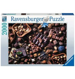 Ravensburger Chocolate Paradise 2000pc