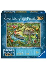 Ravensburger ESCAPE KIDS: Jungle Journey 368pc