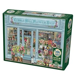 Cobble Hill Parisian Flowers 1000pc