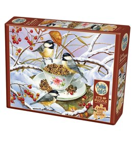 Cobble Hill Chickadee Tea 275pc