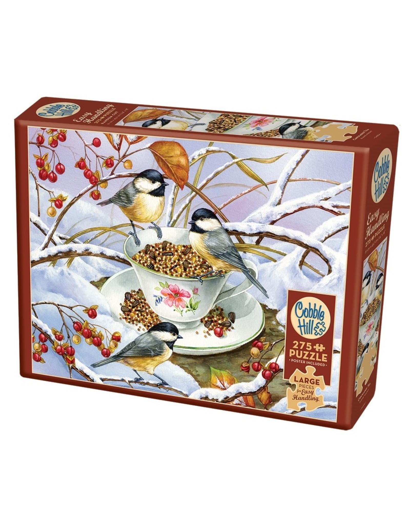 Cobble Hill Chickadee Tea 275 pc