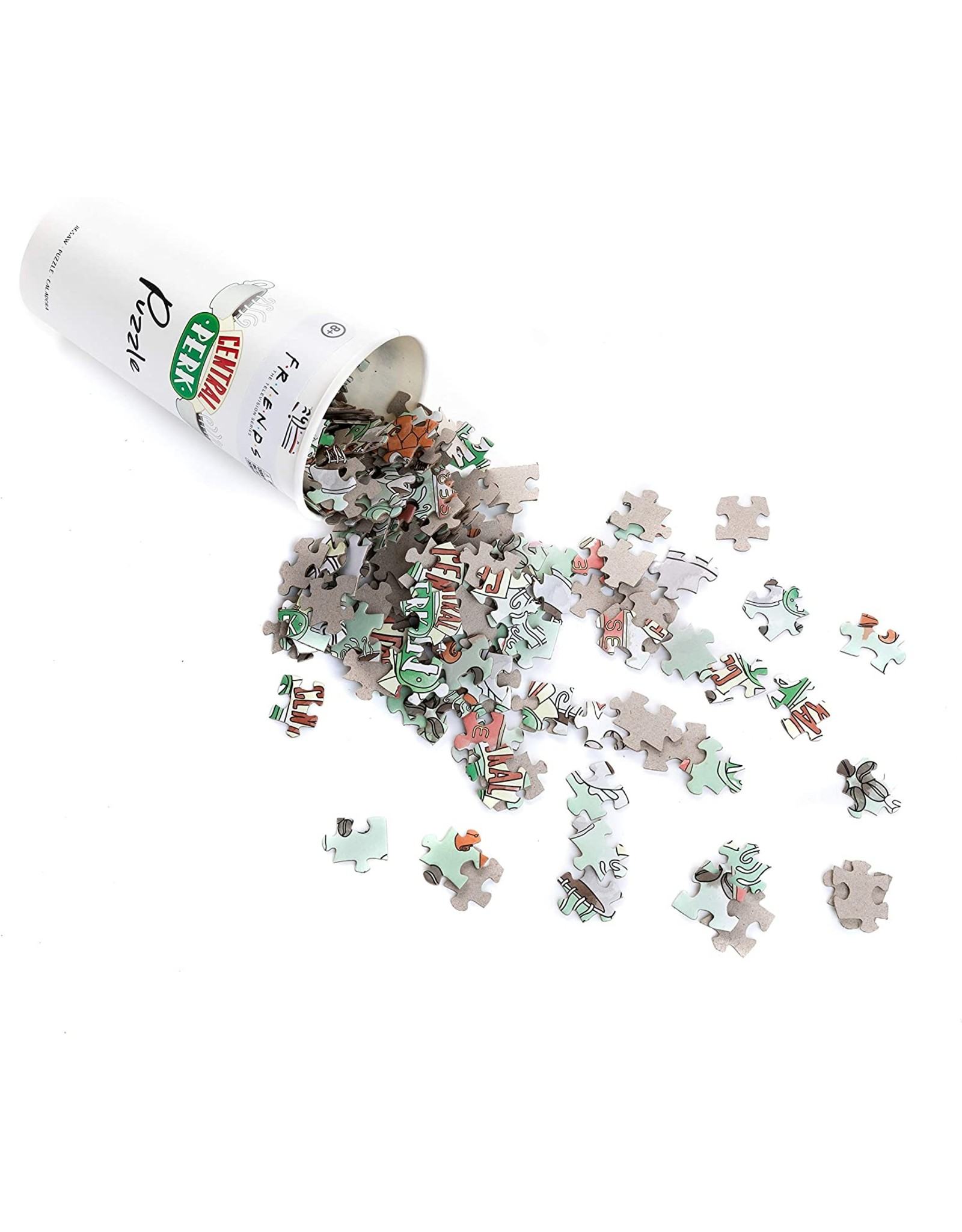 Paladone Central Perk Coffee Cup Jigsaw 400 pc