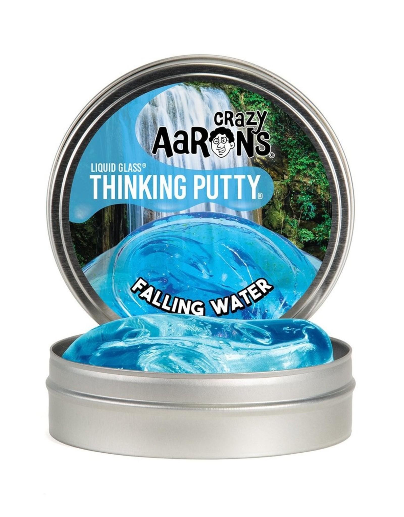 """Crazy Aaron's Crazy Aaron's 4"""" Tin Falling Water - Transparent"""