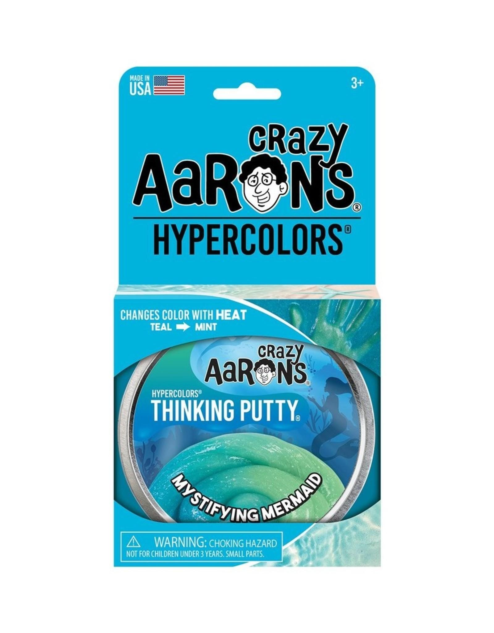 "Crazy Aaron's Crazy Aaron's 4"" Tin Mystifying Mermaid - Hypercolour"