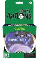 """Crazy Aaron's Crazy Aaron's 4"""" Tin Aura - Glow in the Dark"""