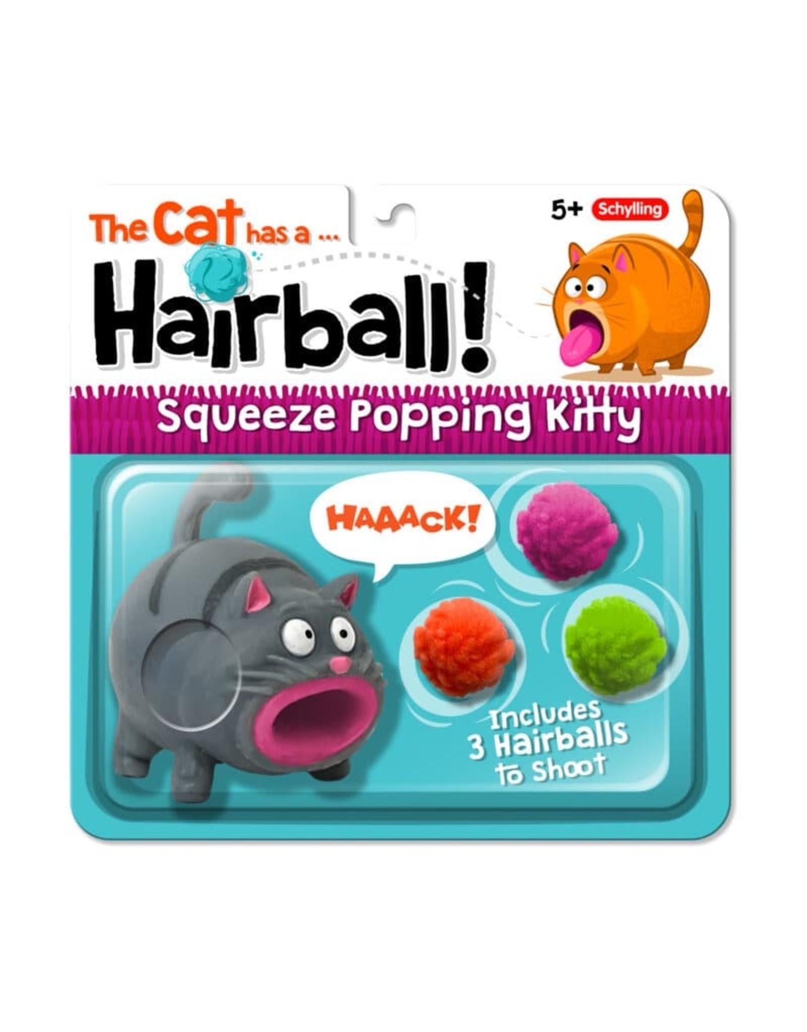 Schylling Hairball Kitty