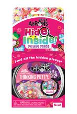 """Crazy Aaron's Crazy Aaron's 4"""" Tin Hide Inside - Flower Finds"""