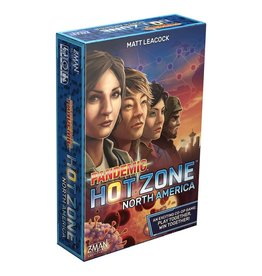 Z Man Games Pandemic Hot Zone - North America