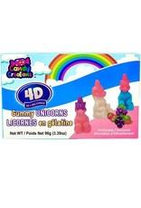 4D Gummy Unicorns