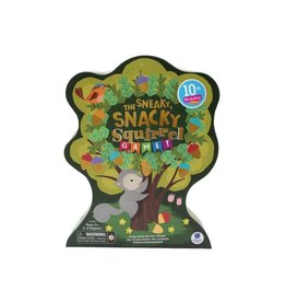 Educational Insights Sneaky, Snacky Squirrel Game! 10th Anniversary Edition