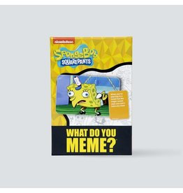 What Do You Meme What Do You Meme? - Spongebob Expansion Pack