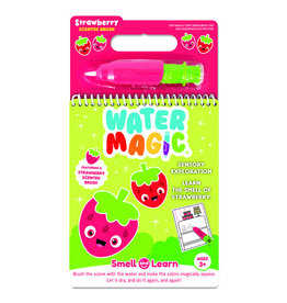 Smell and Learn Water Magic Activity Book - Strawberry