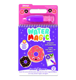 Smell and Learn Water Magic Activity Book - Donut
