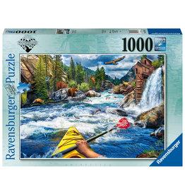 Ravensburger Whitewater Kayaking 1000 pc