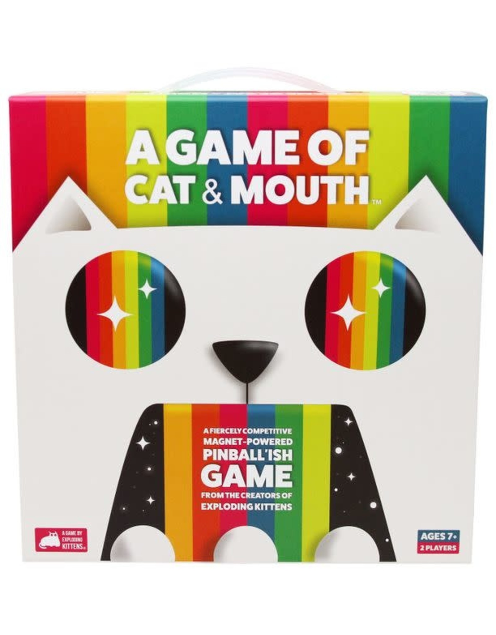 Exploding Kittens A Game of Cat and Mouth