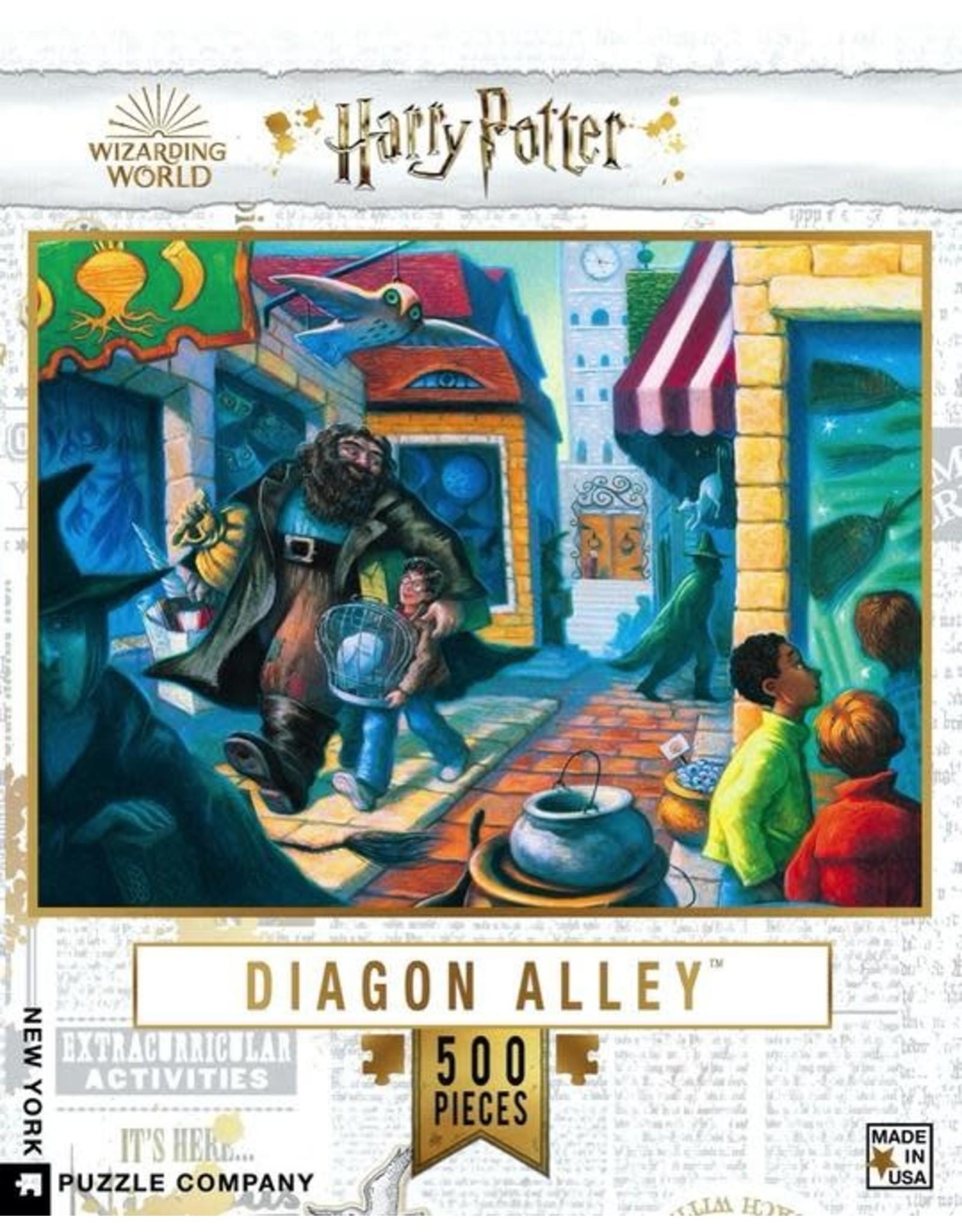 New York Puzzle Co. Diagon Alley 500pc