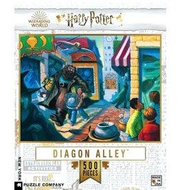 New York Puzzle Co. Diagon Alley 500 pc