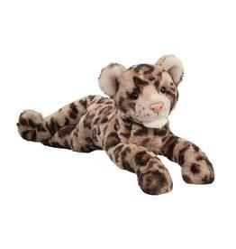 Douglas Saffron Leopard