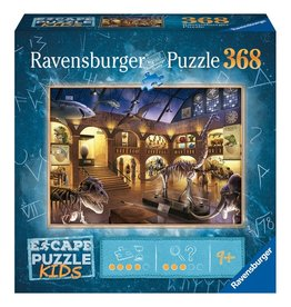 Ravensburger ESCAPE KIDS: Museum Mystery 368pc