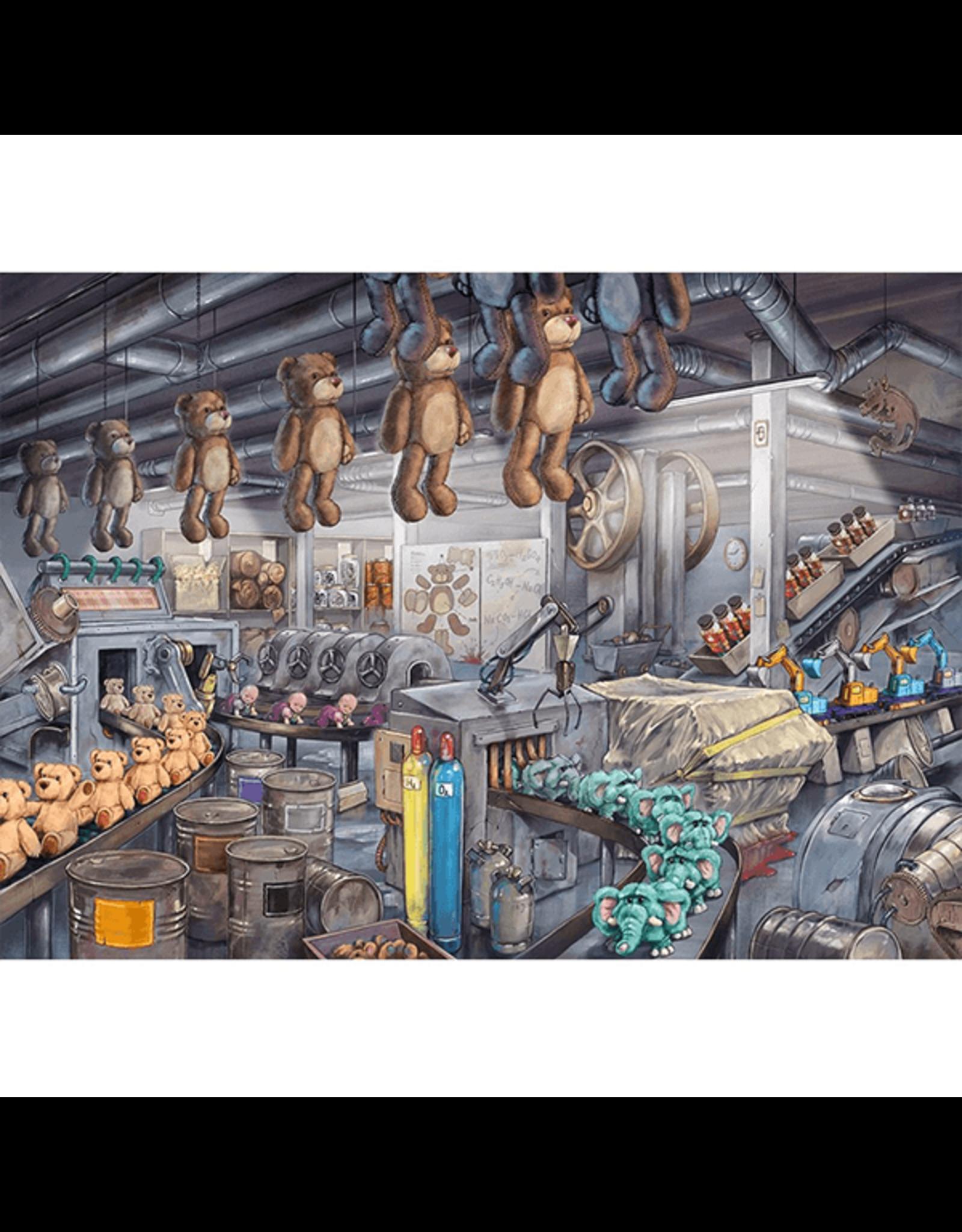 Ravensburger ESCAPE: Toy Factory 368pc