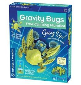 Thames & Kosmos Gravity Bugs - Free Climbing Microbot