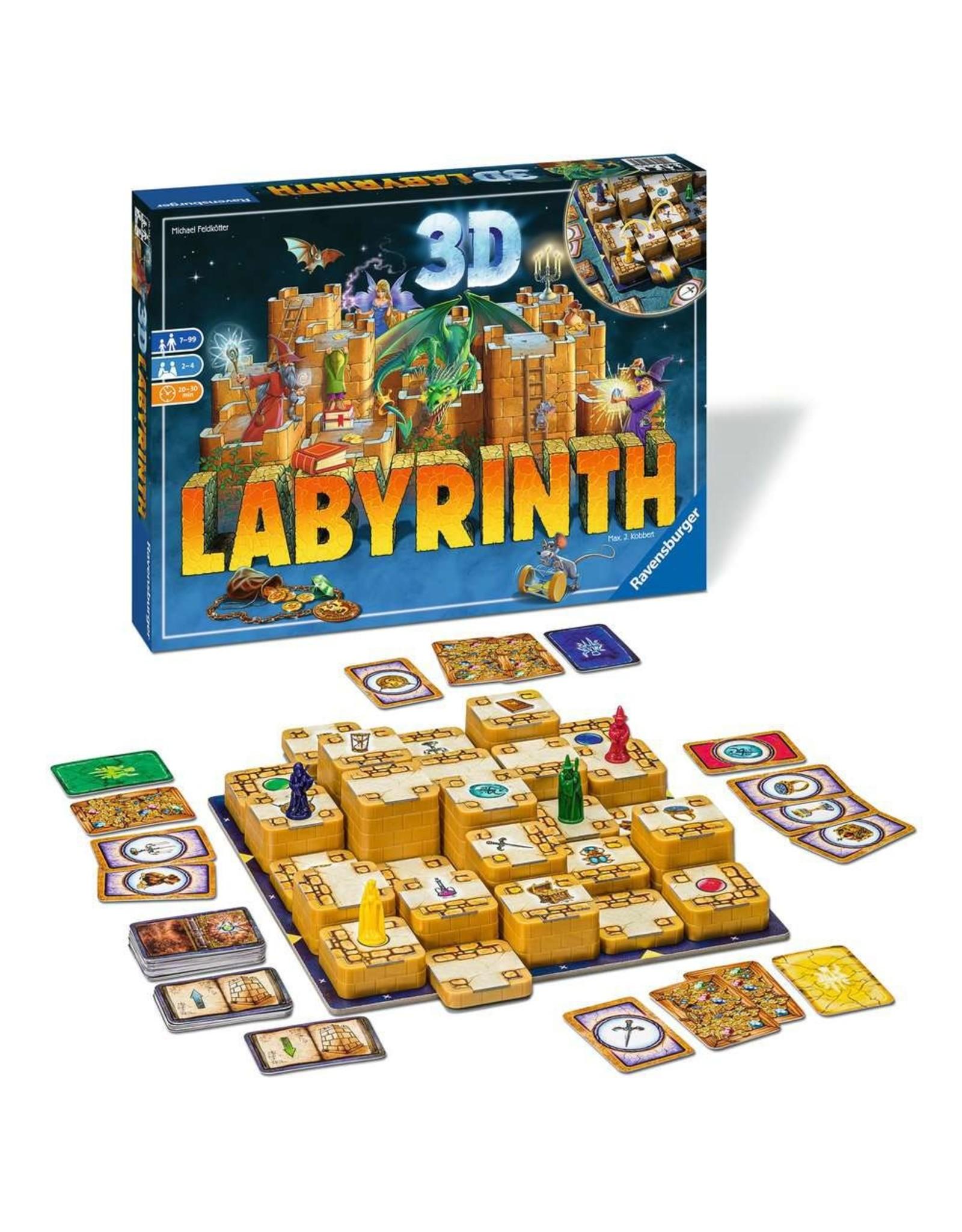Ravensburger 3D Labyrinth Game