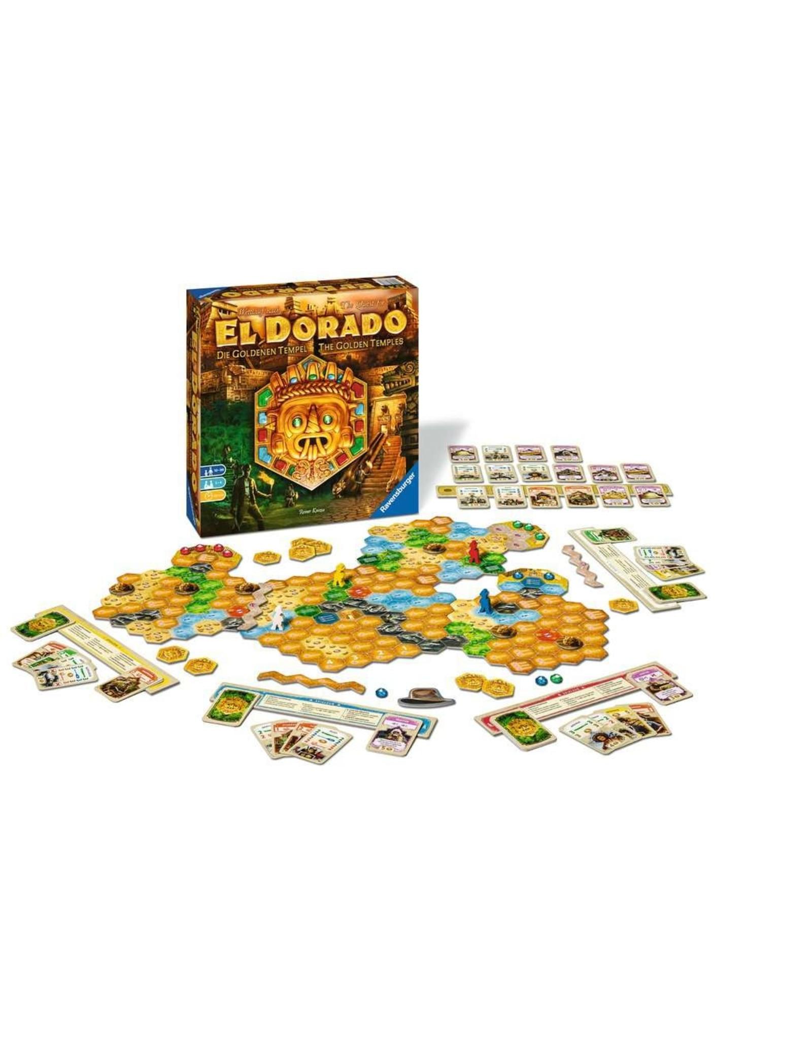Ravensburger El Dorado: The Golden Temples