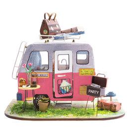 Robotime DIY - Happy House Camper
