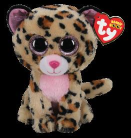 Ty Livvie - Brown & Pink Leopard Reg