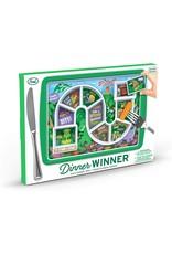 Fred Dinner Winner - Dino Time Plate