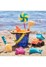 Bucket and Accessories Sands Ahoy! - Navy