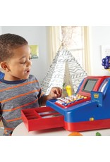 Learning Resources Cash Register with Canadian Currency