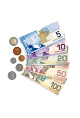 Learning Resources Canadian Currency X-Change Activity Set