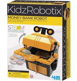 4M Money Bank Robot