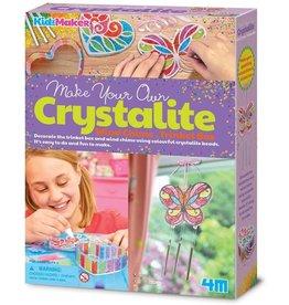 4M Crystalite Wind Chime - Trinket Box