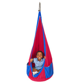 B4 Adventure Ultimate Sky Chair - Red/Blue
