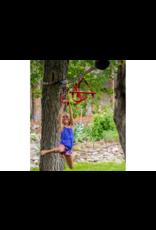 B4 Adventure American Ninja Warrior - 34ft Ninjaline with 6 obstacles
