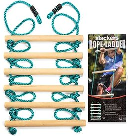 B4 Adventure Slackers 8' Ninja Rope Ladder